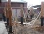 Garden Renovation: Days 6 & 7 – Shade StructureConstruction